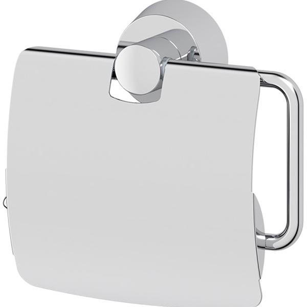 цена на Держатель туалетной бумаги FBS Vizovice 055 с крышкой Хром