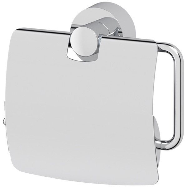 Держатель туалетной бумаги FBS Nostalgy 055 с крышкой Хром фото