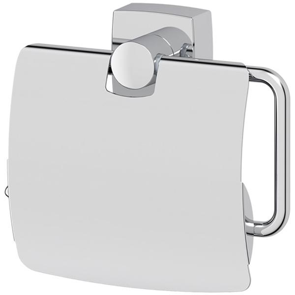 Держатель туалетной бумаги FBS Esperado 055 с крышкой Хром