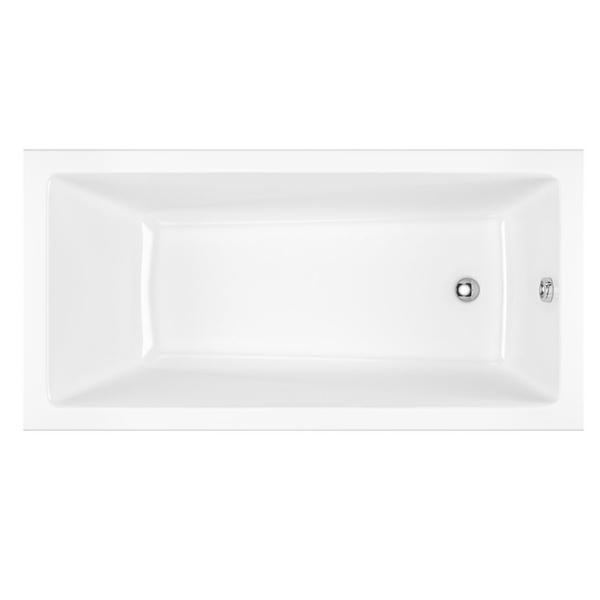 Акриловая ванна Excellent Wave 170x70 без гидромассажа акриловая ванна excellent wave slim 170x70 без гидромассажа