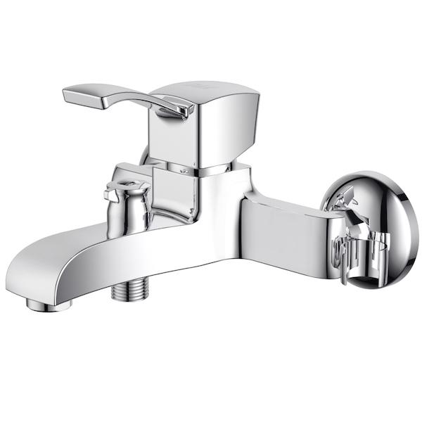 Смеситель для ванны D&K Rhein Bach DA1473201 Хром cal p e bach 12 variations uber die folie d espagne wq 118 9