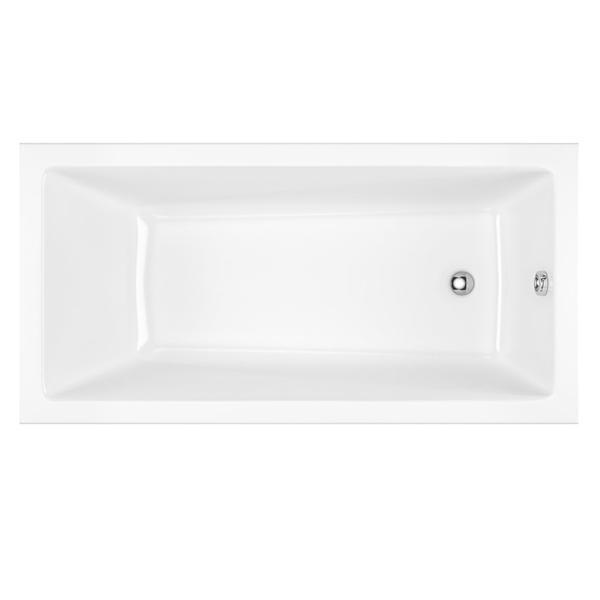 Акриловая ванна Excellent Wave Slim 170x70 без гидромассажа акриловая ванна excellent wave slim 170x70 без гидромассажа