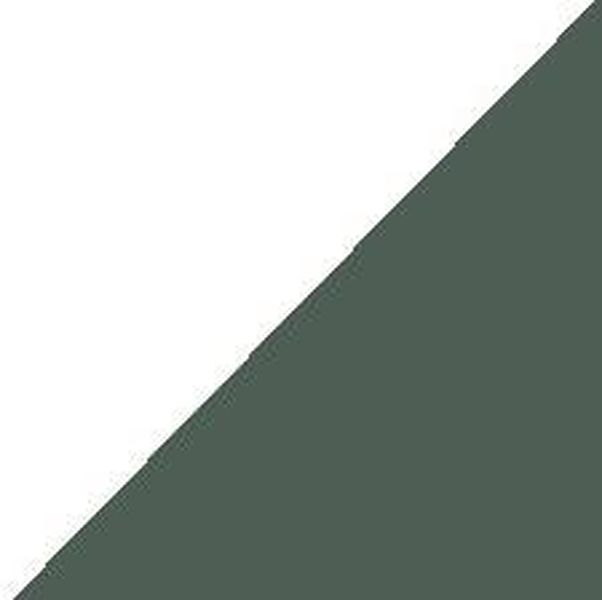 Керамическая вставка Top Cer Octagon New TR1/2D18-1Ch Dark Green Half Dot Triangles 2,5х2,5 см v neck overlay dot drint cami top in white