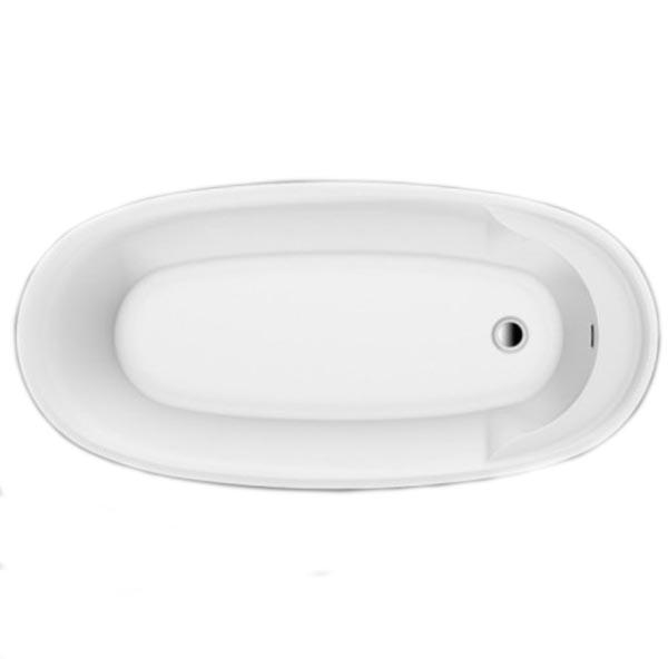 Фото - Акриловая ванна BelBagno BB302 167x75 Белая акриловая ванна belbagno 167x75 bb304