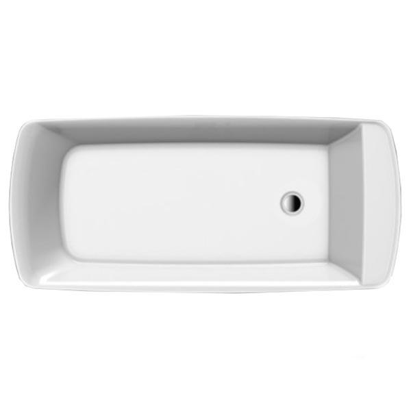 Фото - Акриловая ванна BelBagno BB304 167x75 Белая акриловая ванна belbagno 167x75 bb304