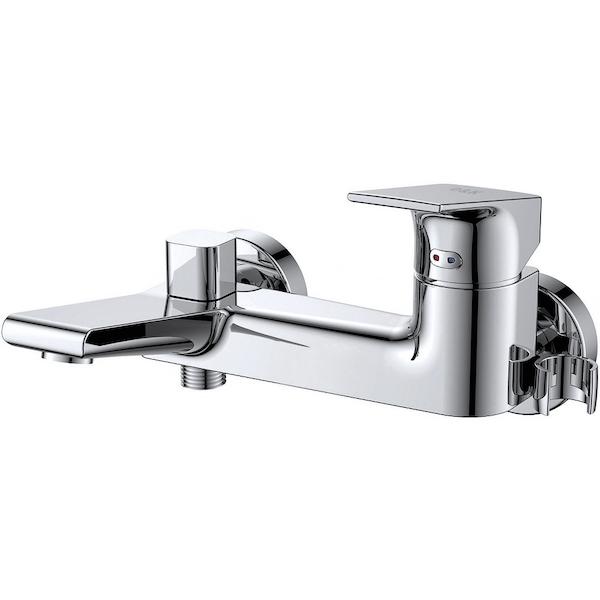 Смеситель для ванны D&K Rhein Hertz DA1293201 Хром цены онлайн