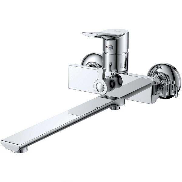 Смеситель для ванны D&K Rhein Mosel DA1263301 универсальный Хром