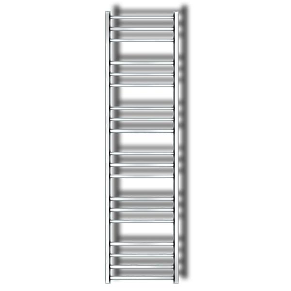 Электрический полотенцесушитель Grota Estro 53х180 Хром
