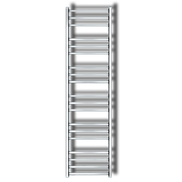 Электрический полотенцесушитель Grota Estro 30х180 Хром