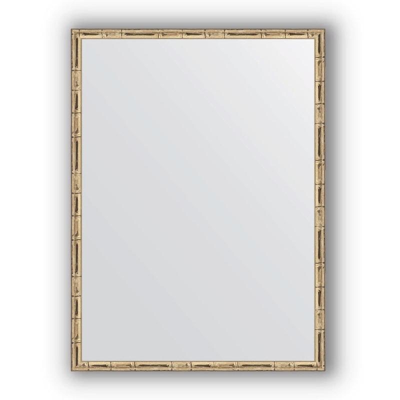 Зеркало Evoform Definite 77х57 Серебряный бамбук