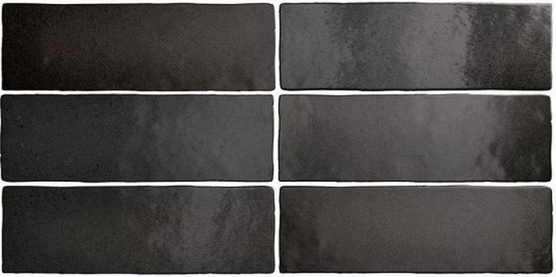Керамическая плитка Equipe Magma Black Coal 24962 настенная 6,5х20 см универсальная сумка magma lp bag 60 profi black black