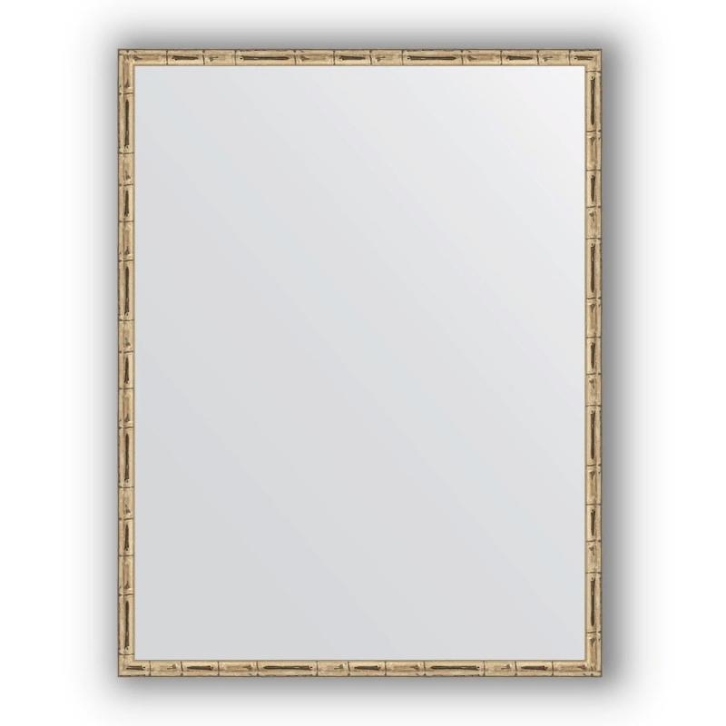 Зеркало Evoform Definite 97х47 Серебряный бамбук