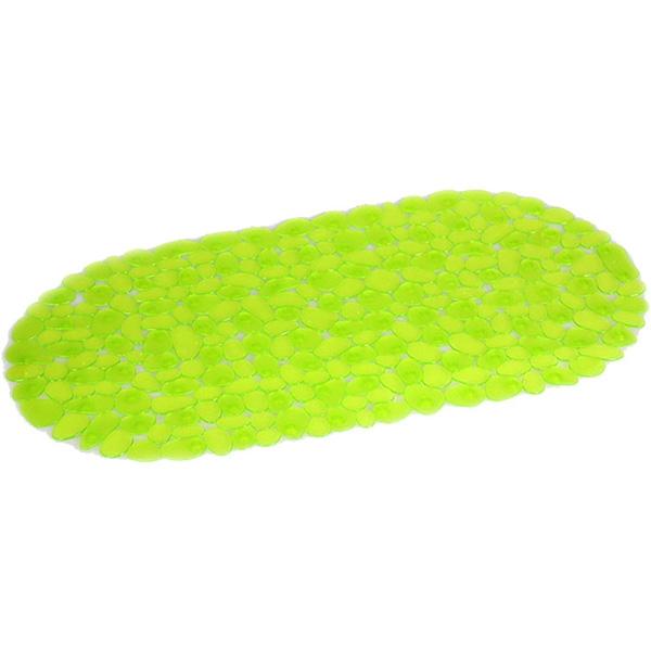 цена на Коврик для ванной комнаты Fixsen MA1005D Light green 67х35 Салатовый