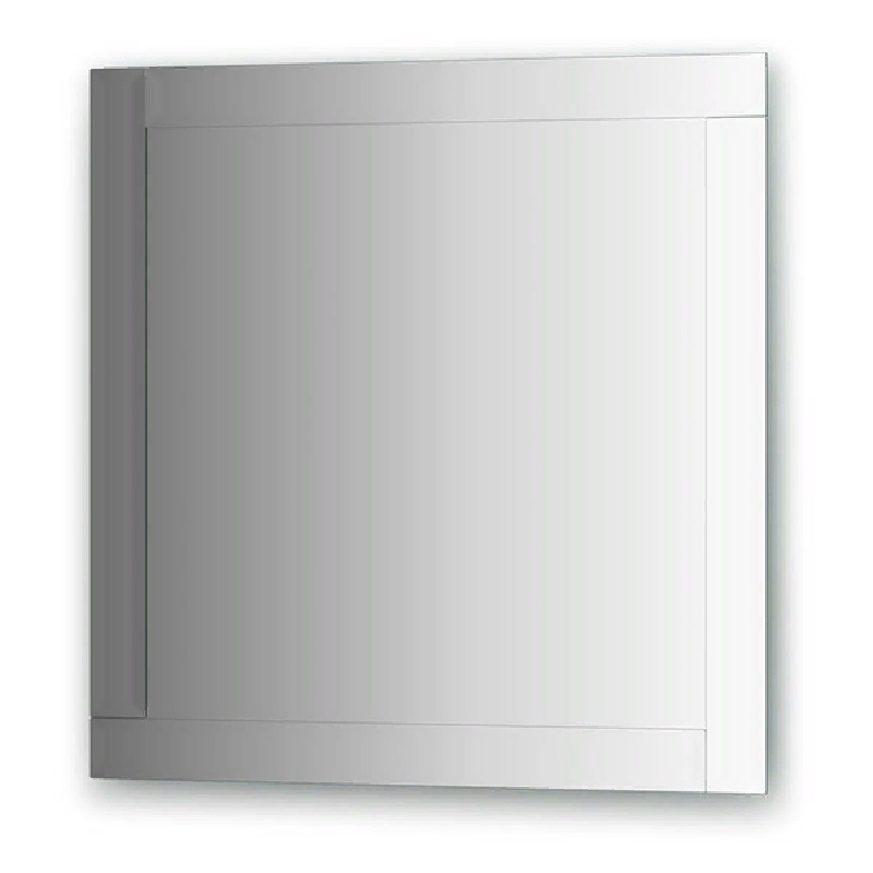 Зеркало Evoform Style 70х70 без подсветки