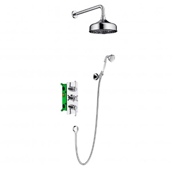 Душевая система Timo Nelson SX-1390/00SM chrome Хром