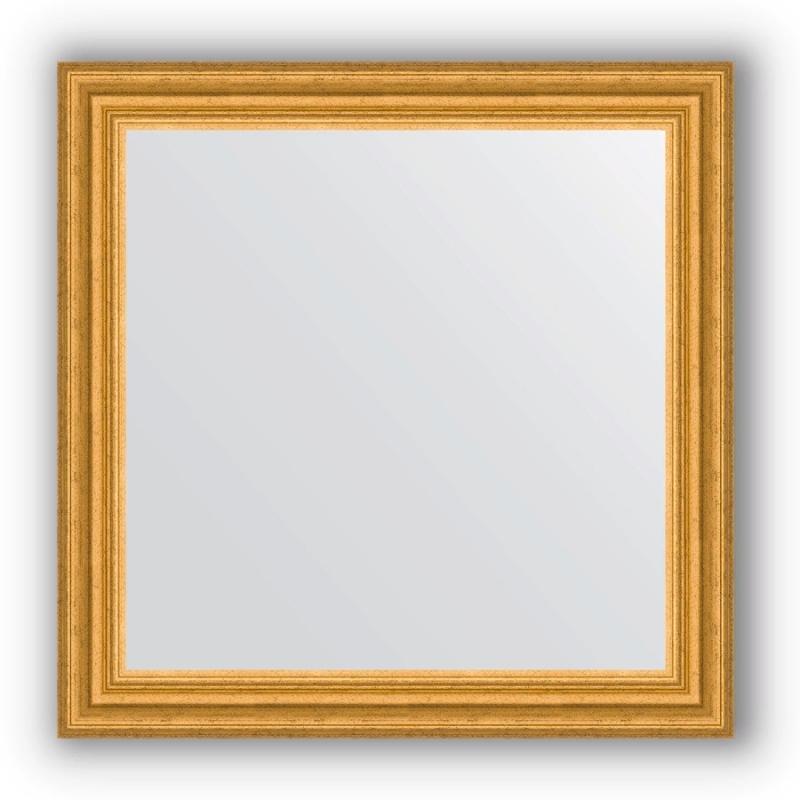 Зеркало Evoform Definite 66х66 Орех зеркало 66х66 см орех evoform definite by 0784