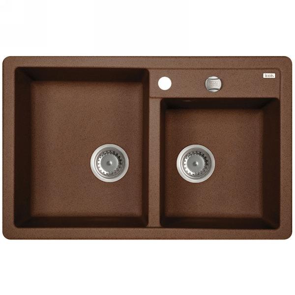 Кухонная мойка Iddis Vane G V35C782i87 Шоколад кухонная мойка шоколад iddis vane g v34c785i87