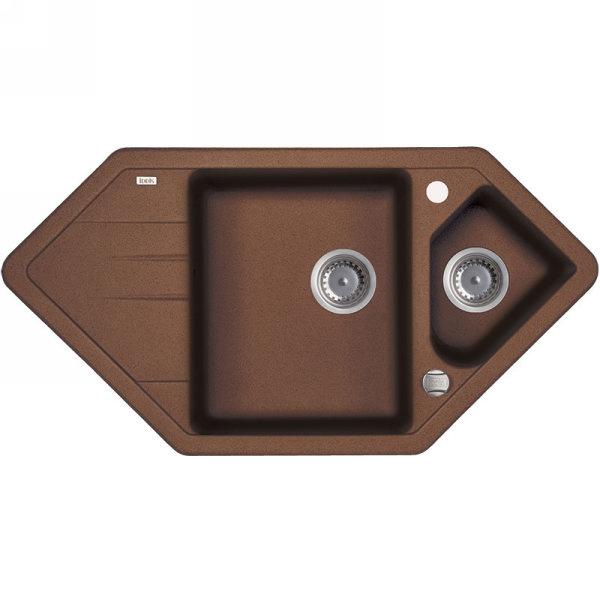 Кухонная мойка Iddis Vane G V36C965i87 Шоколад кухонная мойка шоколад iddis vane g v34c785i87