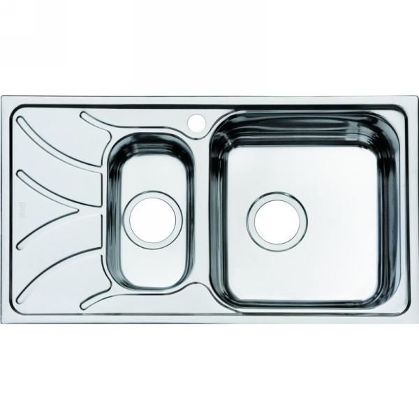 Кухонная мойка Iddis Arro ARR78PZi77 Хром
