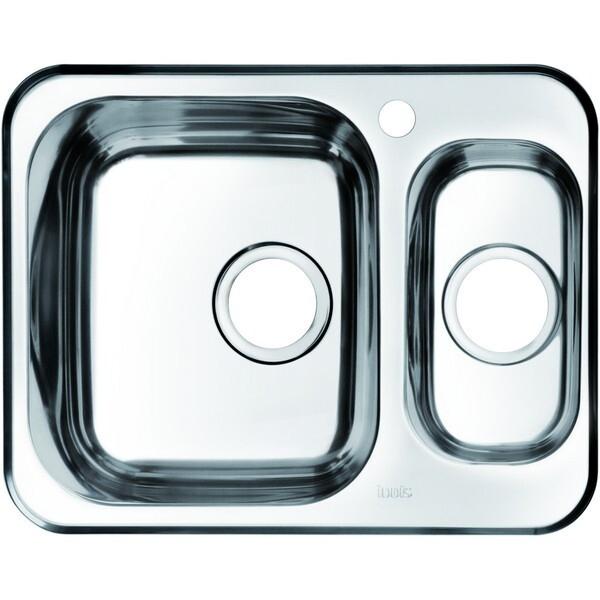 Кухонная мойка Iddis Strit STR60PZi77 Хром