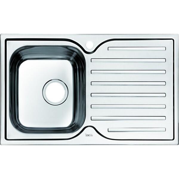 Кухонная мойка Iddis Strit STR78PLi77 Хром
