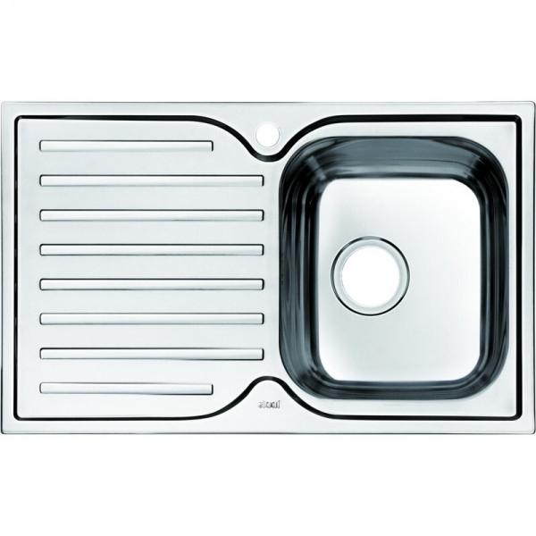 Кухонная мойка Iddis Strit STR78PRi77 Хром