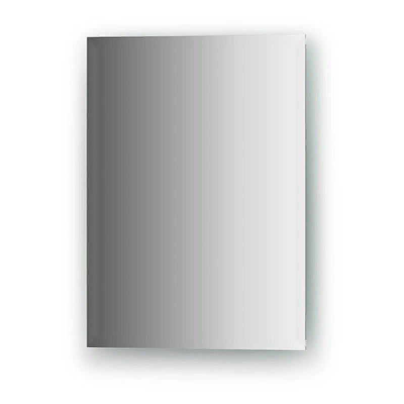 Зеркало Evoform Comfort 70х60 без подсветки фото
