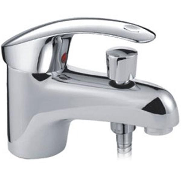 Смеситель для раковины Frap F1221 с гигиеническим душем Хром