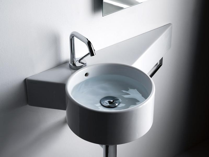 TAO 9113 ХромАксессуары для ванной<br>Полотенцедержатель Kerasan TAO 9113. Цвет хром.<br>