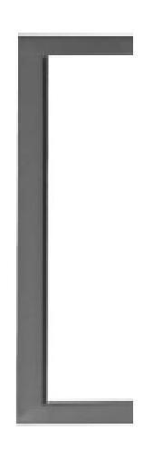 FLIC 9009 ХромАксессуары для ванной<br>Полотенцедержатель Kerasan FLIC 9009. Цвет хром.<br>
