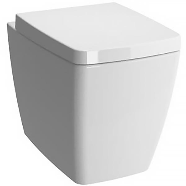 Metropole 5678B003-0075 без сиденьяУнитазы<br>Унитаз Vitra Metropole 5678B003-0075.<br>Модель из инновационной коллекции Витра Метрополь. Дизайн унитаза отличается сглаженными углами, современными и тщательно продуманными элементами.<br>Особенности: <br>Сантехнический фарфор толщиной 18 мм. Этот материал отличается износостойкостью, не впитывает грязь и бактерии,<br>Система Антивсплеск.<br>В комплекте поставки: <br>Чаша унитаза.<br>