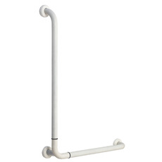 Disabili 9035  660х660 ммАксессуары для ванной<br>Поручень DX/SX Kerasan Disabili 9035. Цвет белый.<br>