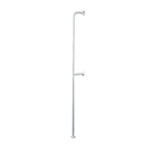 Disabili 9036 1800 ммАксессуары для ванной<br>Поручень вертикальный от пола к стене Kerasan Disabili 9036. Цвет белый.<br>