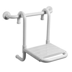 Disabili 9038 Сидение переносноеАксессуары для ванной<br>Сидение переносное Kerasan Disabili 9038 из нейлона D11. Цвет белый.<br>