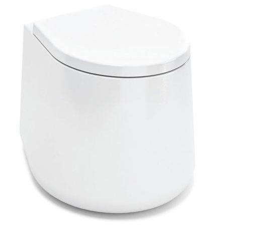 8051-P БелыйУнитазы<br>Унитаз Disegno Ceramica Catino 8051-P с горизонтальным выходом (выпуск в комплекте). Крышка-сиденье приобретается отдельно.<br>