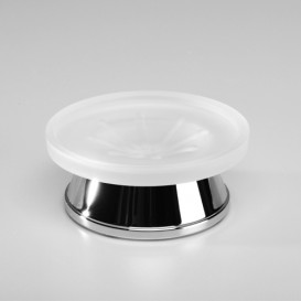 Мыльница WasserKRAFT Donau K-2429 Хром magnifying mirror wasserkraft k 1006