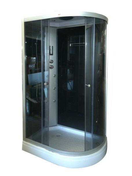 Душевая кабина Parly C121L Тонированное стекло душевая кабина appollo ts 1700w с радио