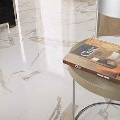 Керамическая плитка Porcelanosa Calacata Gold 31,6x90 настенная стоимость